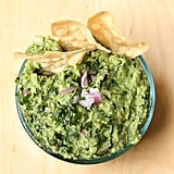 Chipotle's Spicy Guacamole