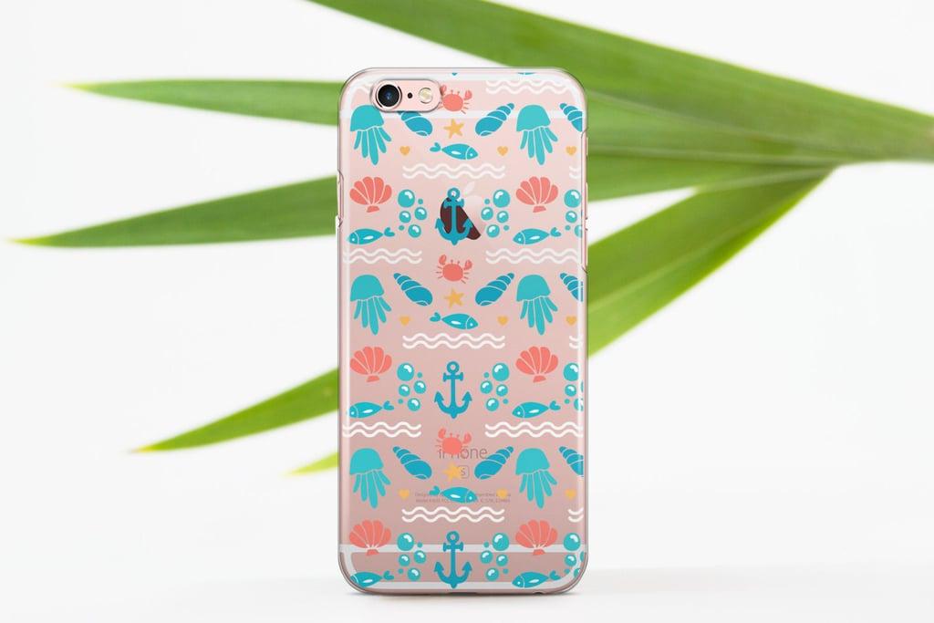Seashell iPhone Case ($10)