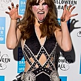 Suki Waterhouse attended the UNICEF Halloween Ball in London on Thursday, joining all the stars who debuted new costumes before Halloween.