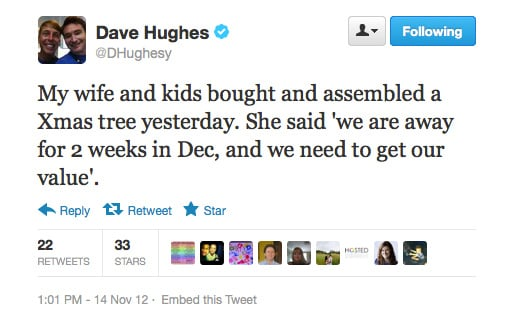 She sounds like a smart lady, Dave.