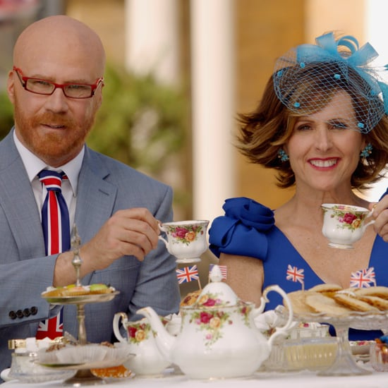 Will Ferrell and Molly Shannon Royal Wedding Live HBO 2018