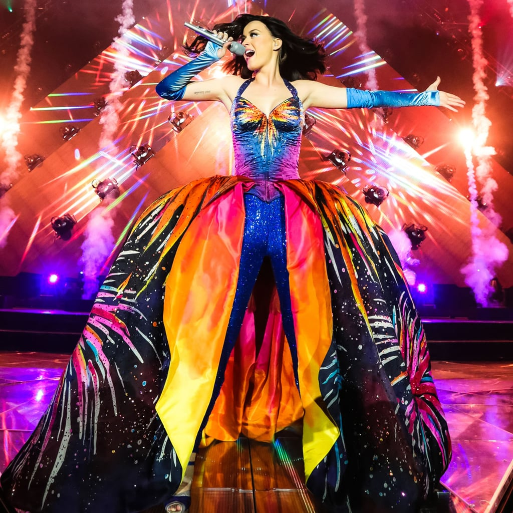 Here's What Katy Perry's Super Bowl Halftime Show Could Look Like