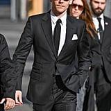 Tom Hiddleston Out in LA March 2017