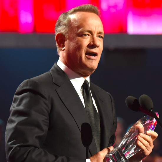 Tom Hanks's Speech at the 2017 People's Choice Awards