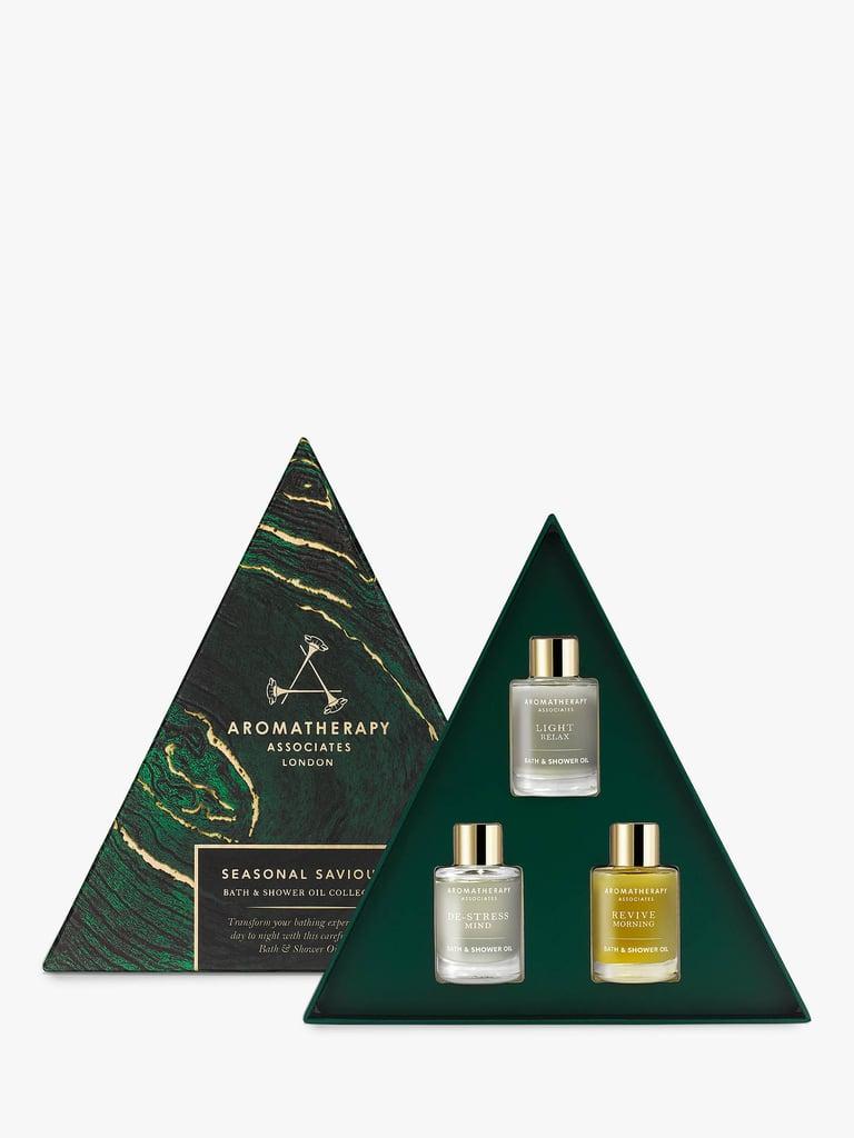 Aromatherapy Associates Seasonal Saviours Bodycare Gift Set