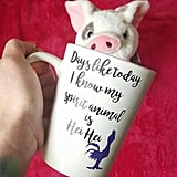Moana Hei Hei Coffee Mug