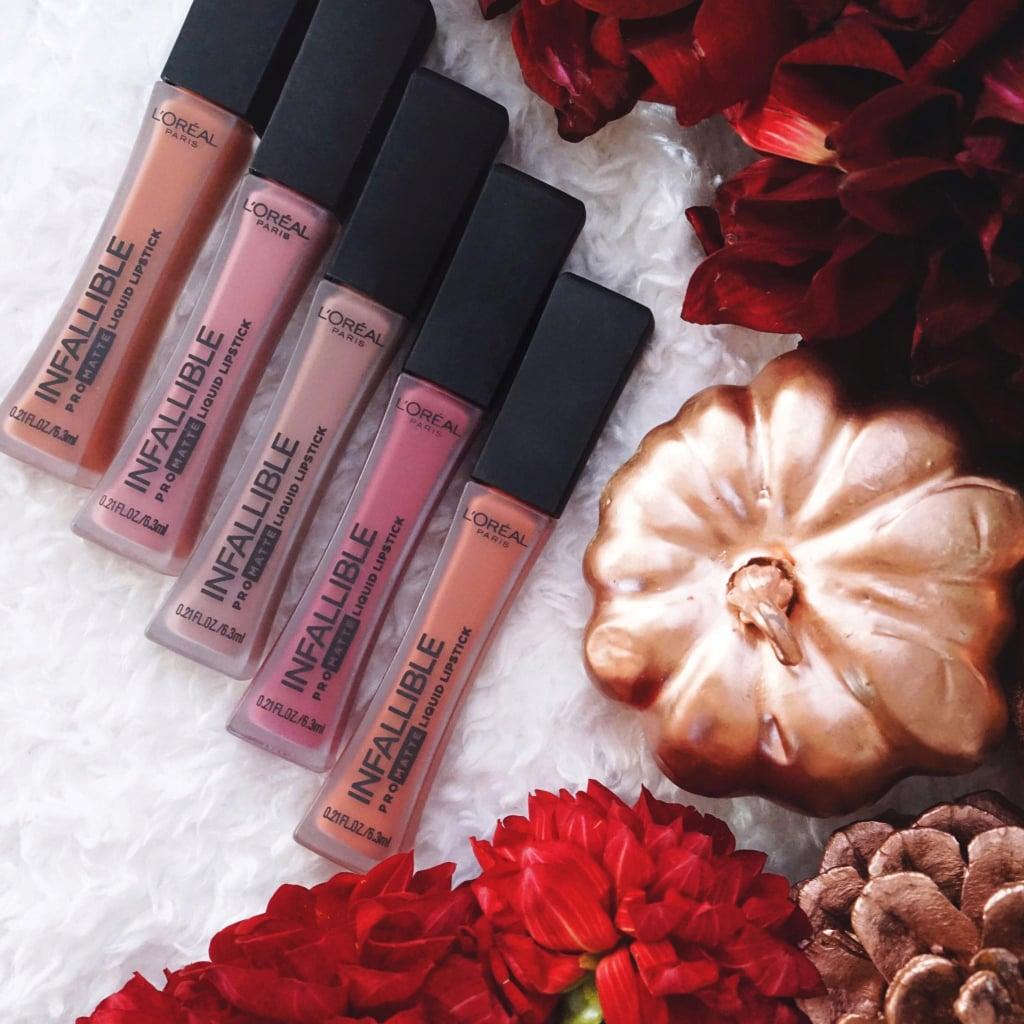 Best Drugstore Lipstick For Fall
