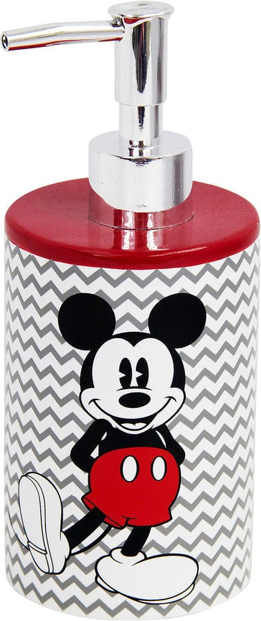 Chevron Mickey Mouse Soap Dispenser Cheap Disney Gifts For Adults