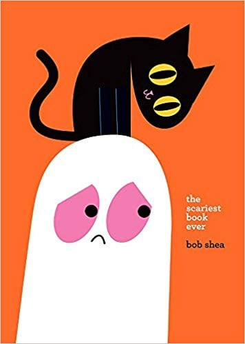 For Ages 6 to 8: The Scariest Book Ever