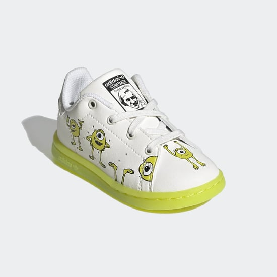 "Shop Adidas x Disney ""Stan Smith, Forever"" Sneakers For Kids"