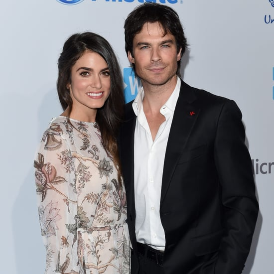 Ian Somerhalder's Note to Nikki Reed August 2017
