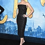 Jennifer Netles at the Cats World Premiere in NYC