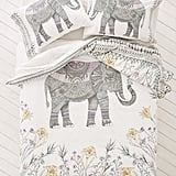 Elephant Duvet Cover ($129)
