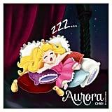Disney Aurora Chibi