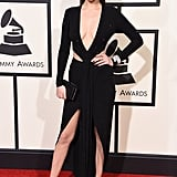 "Bella Hadid's Sexy Grammys Dress Will Make You Say, ""Holy Smokes"""