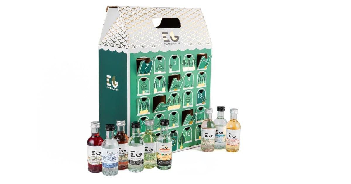 edinburgh gin advent calendar alcoholic advent calendars. Black Bedroom Furniture Sets. Home Design Ideas