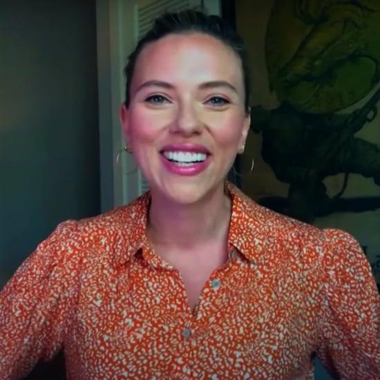 Scarlett Johansson Trusts Samuel L. Jackson to Watch Her Kid