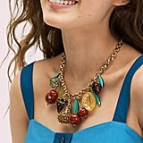 Tutti Fruity Charm Necklace