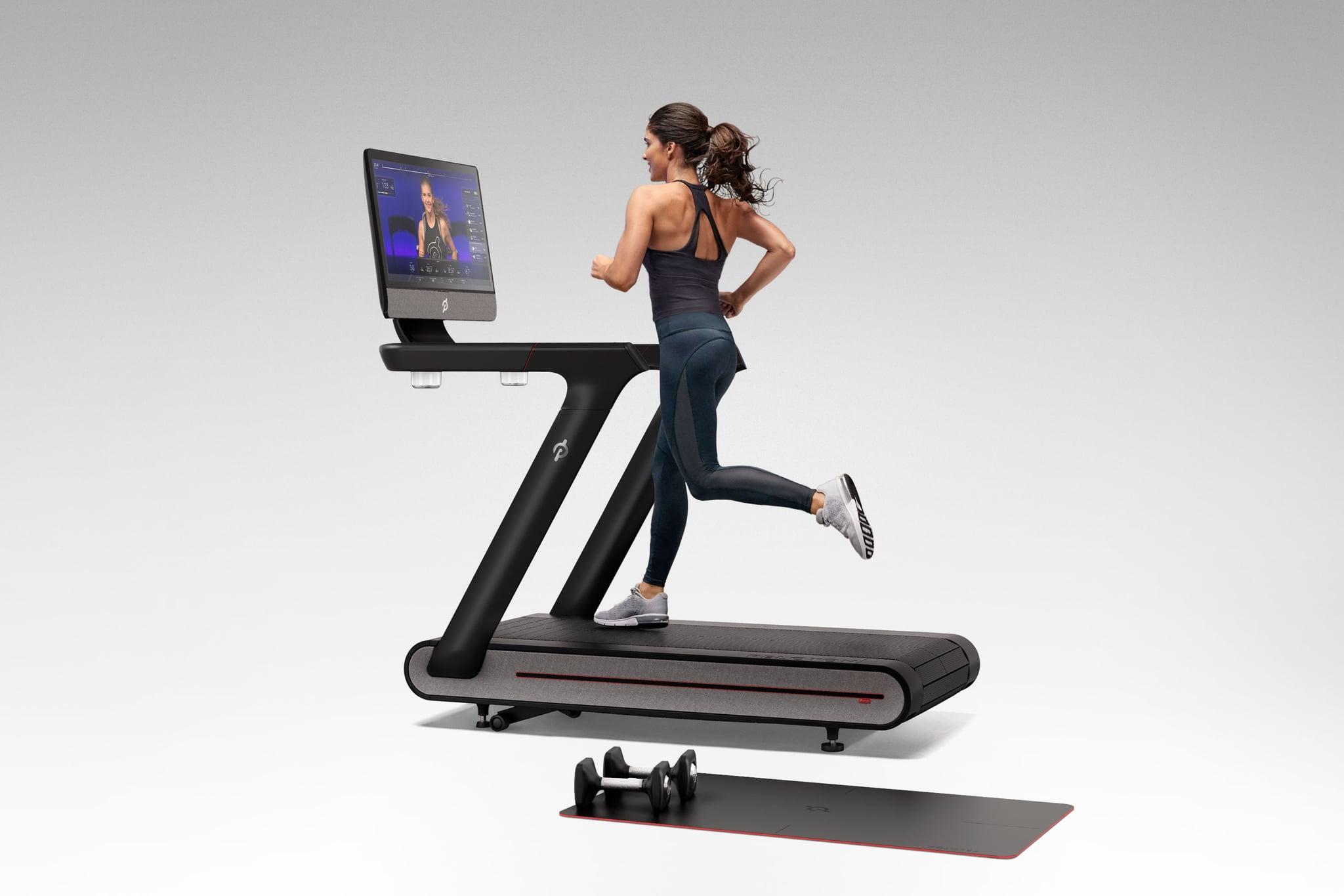 Peloton Tread Studio Class Review Popsugar Fitness