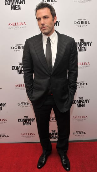 Picture of Ben Affleck at the NYC Premiere of The Company Men