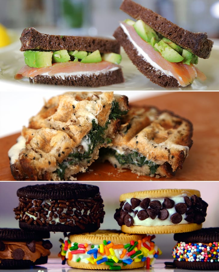 Sandwiched! 13 Life-Changing Variations