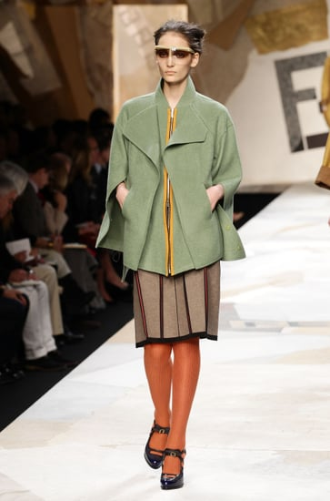 2011 Autumn/Winter Milan Fashion Week: Fendi