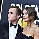 "As the one-and-only Elton John in the biopic Rocketman, Taron Egerton nabbed the best actor award in the motion picture musical or comedy category during the 2020 Golden Globes ceremony.  Playing one of the greatest romantic singers of our time, he's also a romantic himself, bringing his long-time girlfriend Emily Thomas as his companion to the star-studded event.  Like Egerton, Thomas is a Hollywood badass, working as an assistant director in some of our favourite blockbusters in recent years. Here's what you need to know about their relationship and Thomas' behind-the-scenes work in the entertainment industry.  Egerton and Thomas have been dating for a while despite a brief breakup in Nov. 2018, at which point they had been together for two years. In Vogue's April 2019 issue, Egerton said that he and his girlfriend had split up but recently rekindled their romance. As they were both devoted to their work, spending time together was hard. ""Unless you're really vigilant, you can start to occupy separate worlds,"" he told Vogue. Reigniting their relationship is something that makes the actor ""really proud.""  And get ready to cue all your feelings: When they were separated, Egerton confessed that he found a card Thomas wrote him so touching that it made him cry.   According to her IMDb page, Thomas is a seasoned assistant director in the film industry, working as a third assistant director in movies such as 7 Days in Entebbe, Solo: A Star Wars Story, The Kid Who Would Be King, and the upcoming Bond flick No Time to Die. She was also Gal Gadot's assistant in Justice League and Wonder Woman in addition to being an uncredited production assistant in Captain America: The Winter Soldier. We're excited to see the Hollywood power couple thriving — maybe there will be a collaboration in the future yet!"