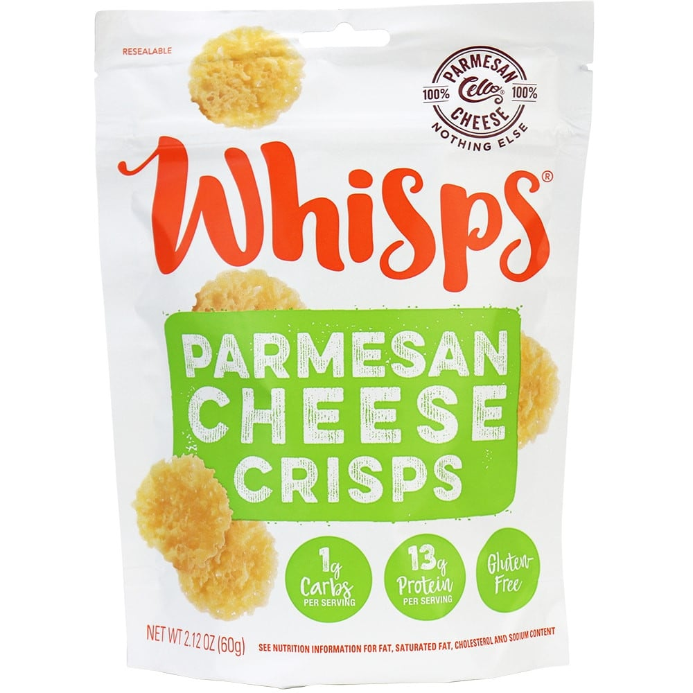 Cello Parmesan Whisps