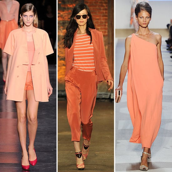 Spring 2012 Cool Colour Combo: Summer Coral