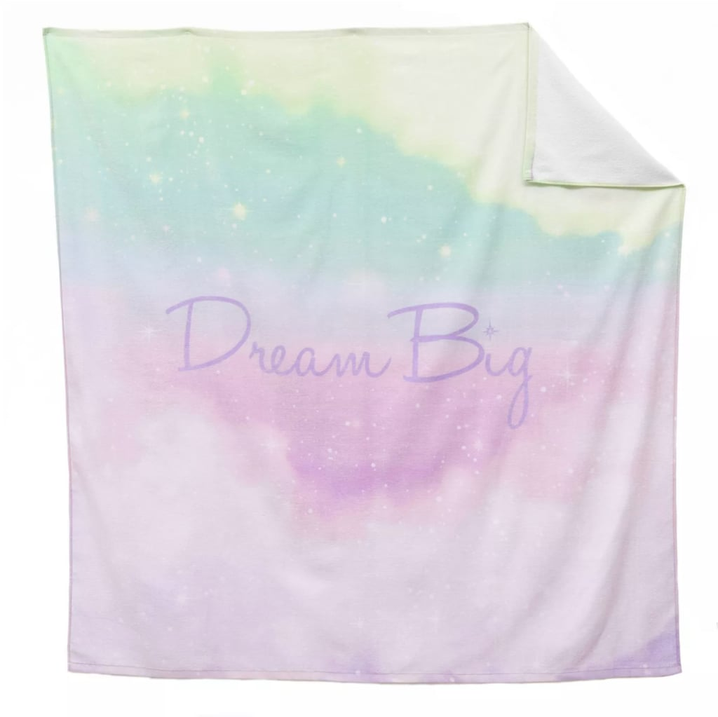 Disney Princess X POPSUGAR Tiana Beach Towel