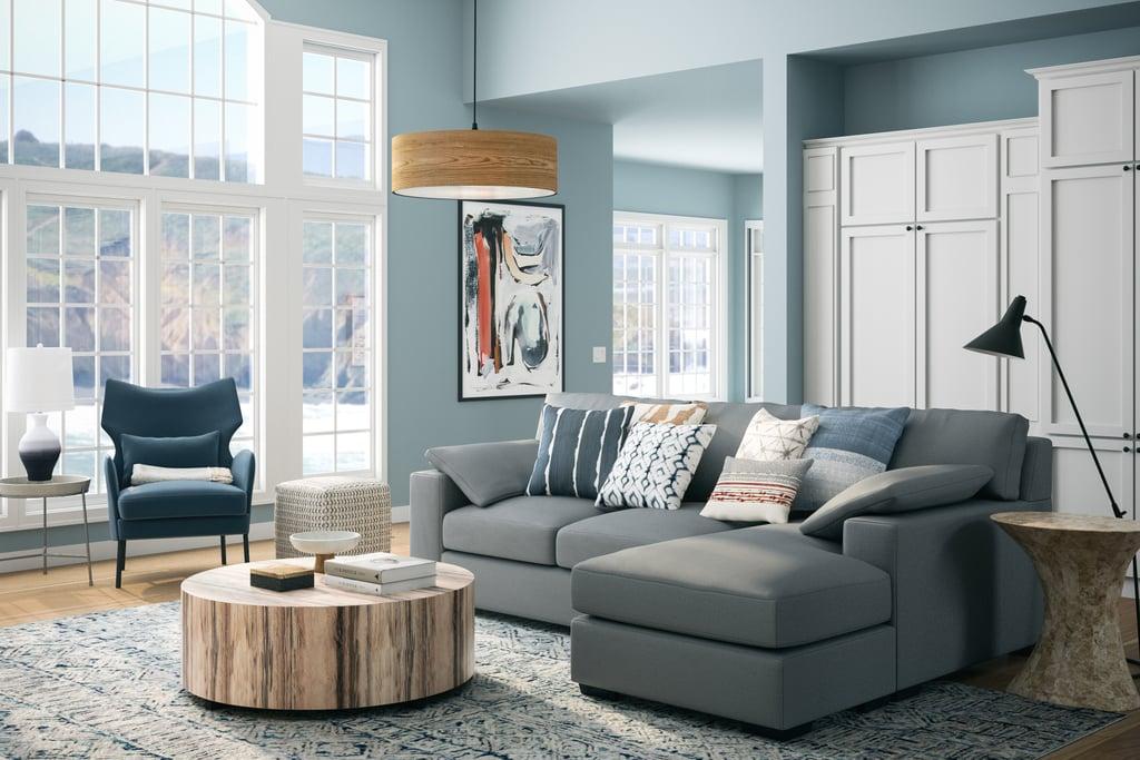 Celeste-Inspired Living Room