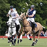 Where Prince William and Prince Harry Competed Against Each Other