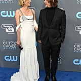 Diane Kruger and Norman Reedus 2018 Critics' Choice Awards
