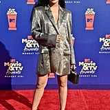Tessa Thompson at the MTV Movie & TV Awards