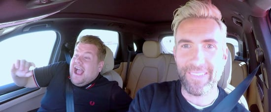 Adam Levine Carpool Karaoke Video