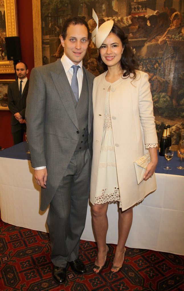 Sophie Winkleman at the Diamond Jubilee Reception in June 2012