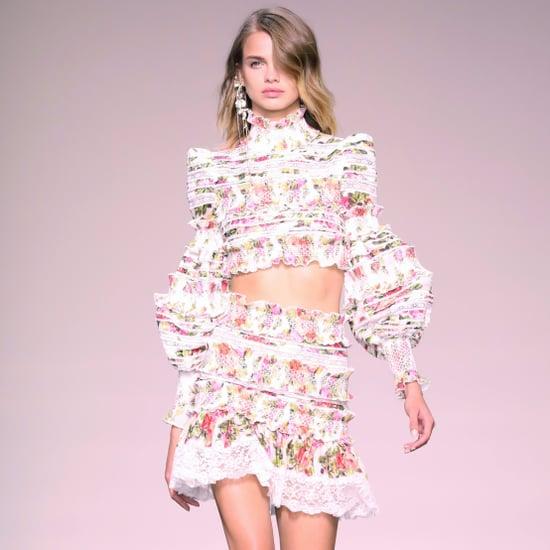 Zimmermann Spring 2018 New York Fashion Week Pictures