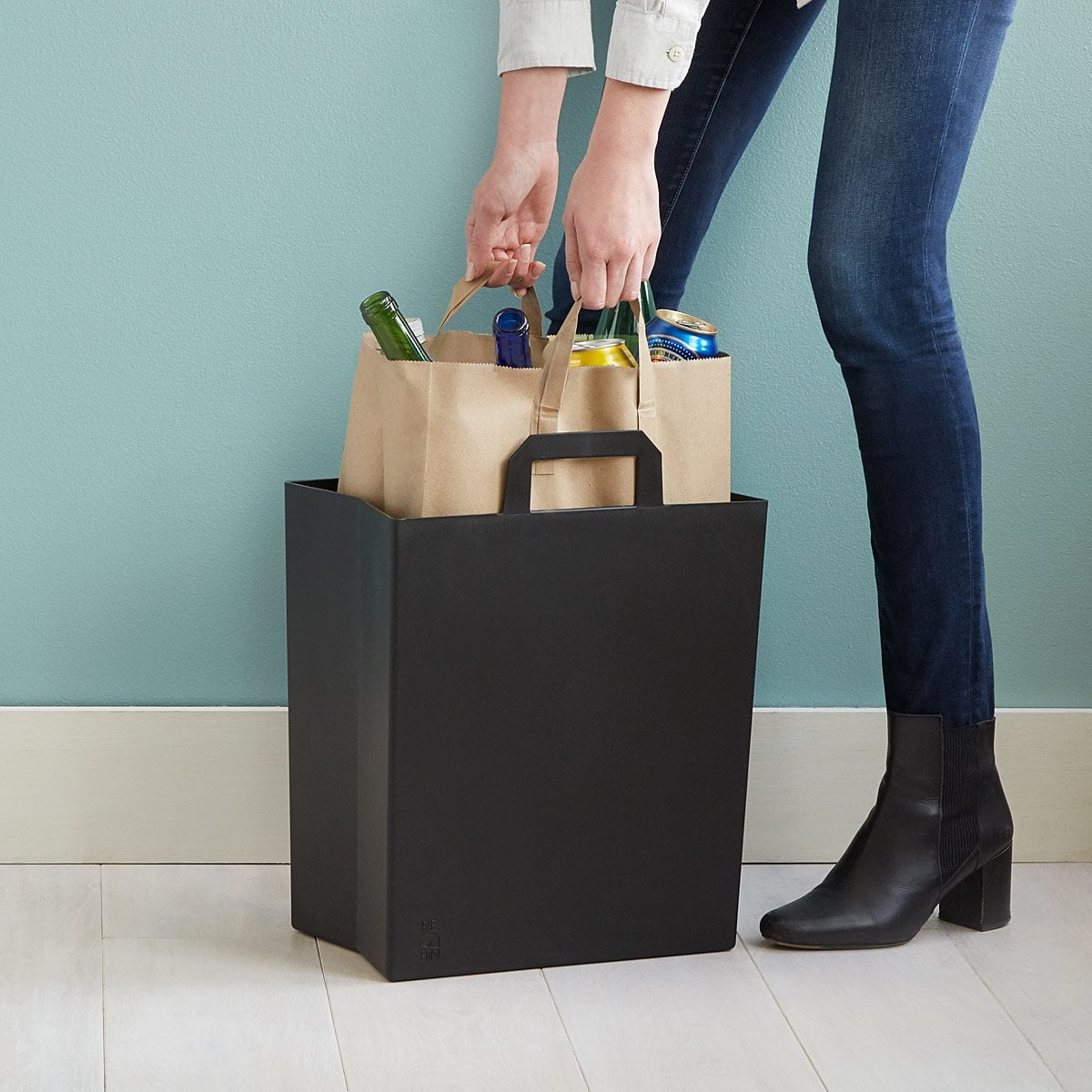 Paper Bag Recycling Bin Uncommon Goods Has So Many Cool Things But These 25 Picks Will Make Your Life Easier Popsugar Smart Living Photo 15