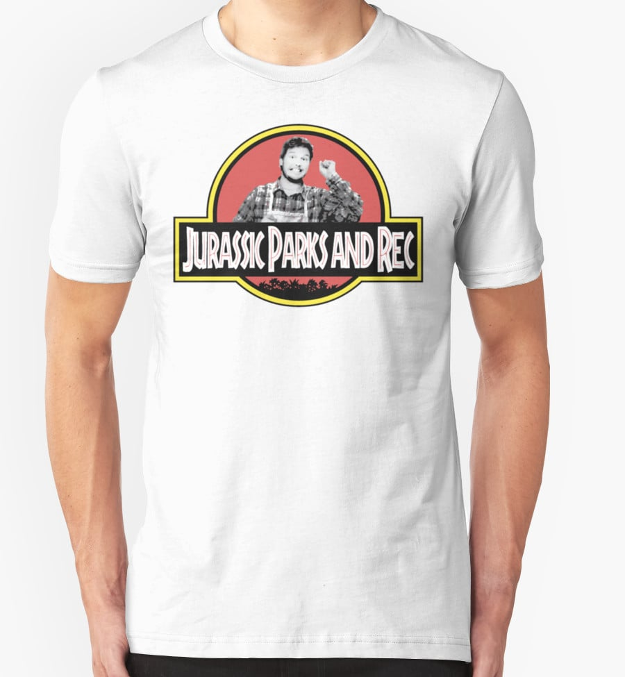 Jurassic Parks and Recreation ($25)