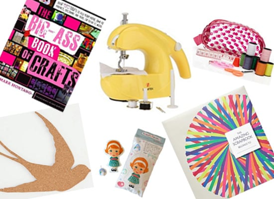 Crafty Presents For Creative Types! Check Out Fab's Arty, DIY Christmas Gift Guide