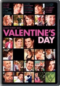 Valentine's Day, Invictus, and The Messenger Out on DVD