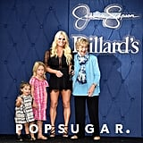 Jessica Simpson Hits the Red Carpet With 4 Generations of Her Beautiful Family