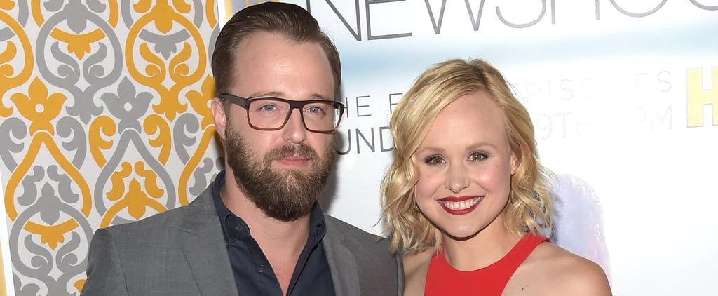 The Newsroom's Alison Pill Is Engaged — See Her Ring!