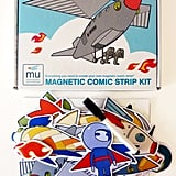 Magnetic Comic Strip