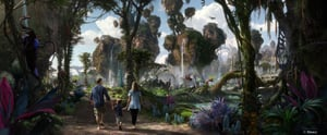 Disney World Annual Passholders, Get a Preview of Avatar Land Before Anyone Else!