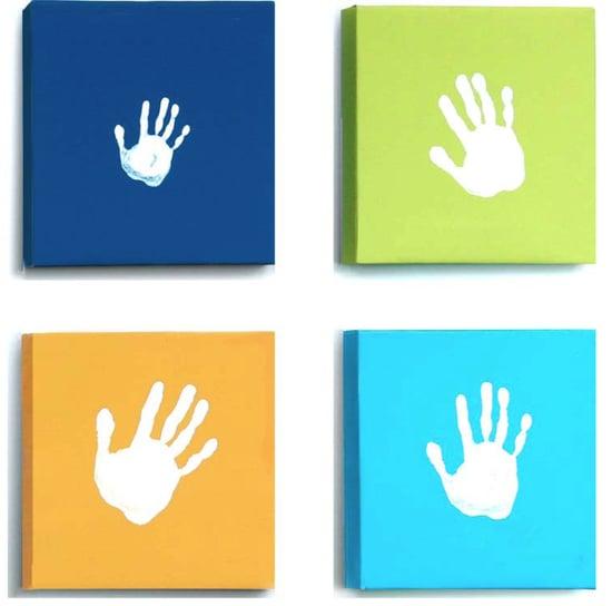 Pimp Your Crib:  Pearhead Handprint Canvas