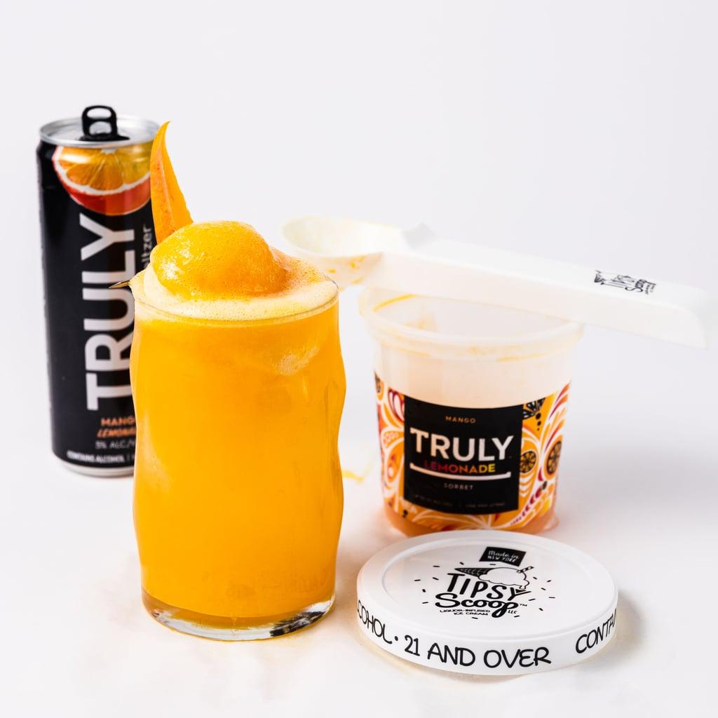Truly Mango Lemonade Sorbet