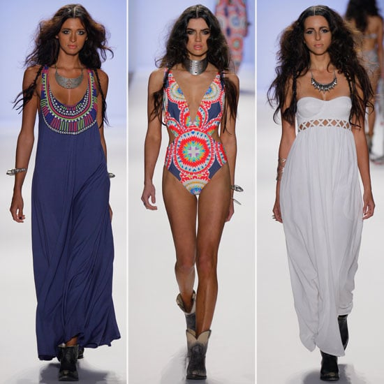 Pictures and Review of Mara Hoffman Resort 2013 Runway Show at 2012 Miami Swim Fashion Week