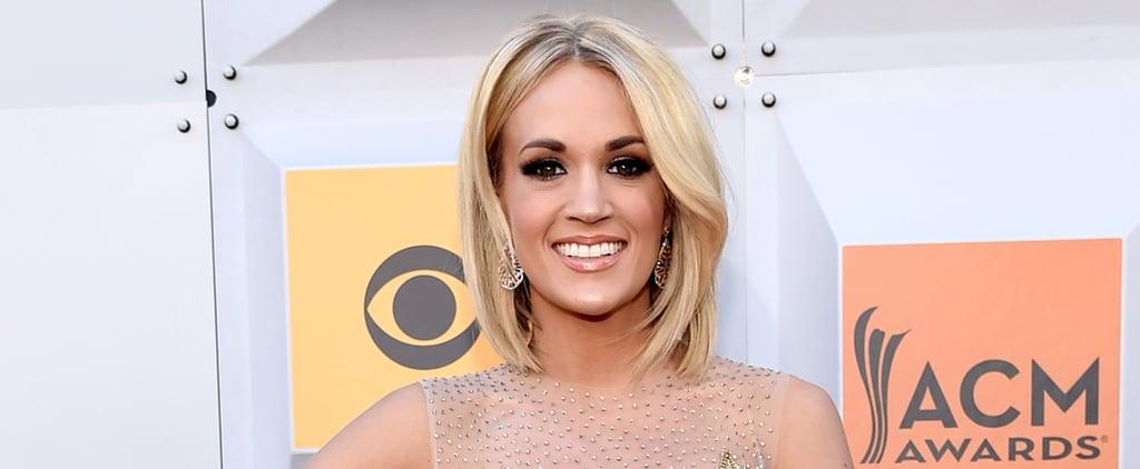Carrie Underwood Showed Major Skin at the ACM Awards