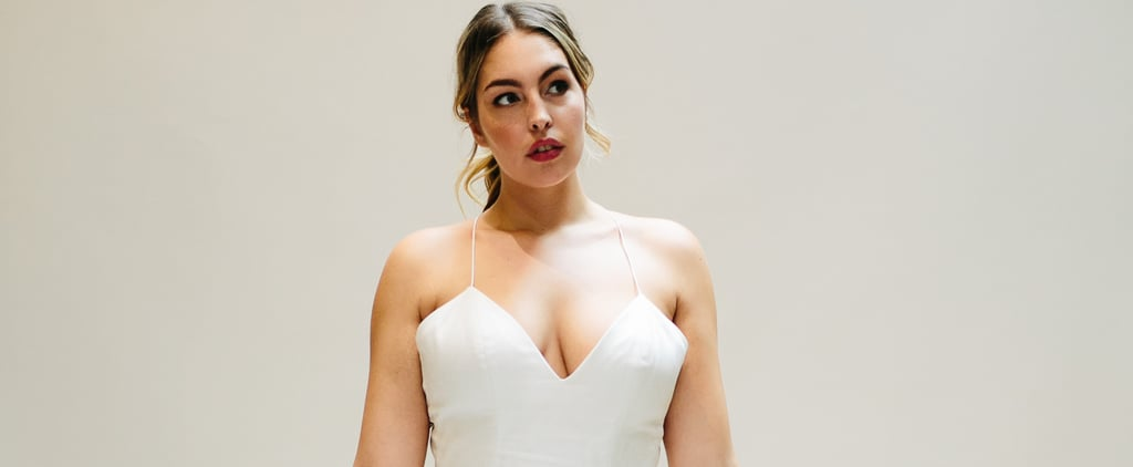 "This Chic Bridal Retailer Just Launched a Collection For Curvy Brides Who Feel ""Underserved"""
